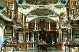 Bibliothek St. Gallen (Foto: Haarkötter)
