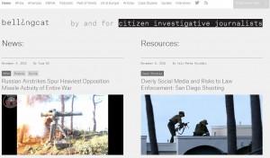Recherche-Plattform Bellingcat